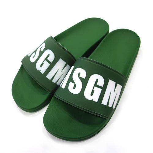 画像1: MSGM シャワーサンダル (1)