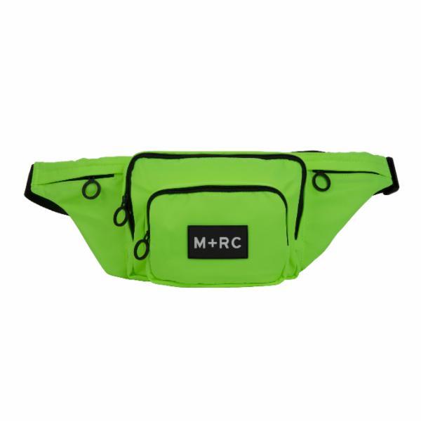 画像1: M+RC NOIR ESSENTIAL BELT BAG NEON GREEN (1)
