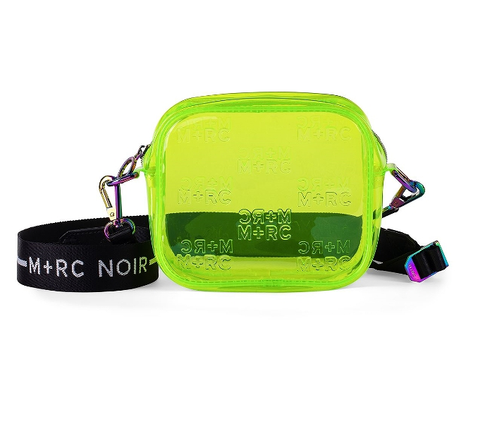 画像1: M+RC NOIR HILLS BAG NEON YELLOW (1)