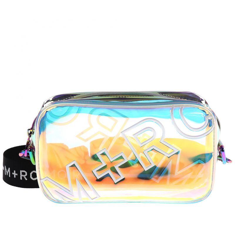 画像1: M+RC NOIR OVERDUE SHOULDER BAG / RAINBOW マルシェノア レインボーショルダーバッグ (1)