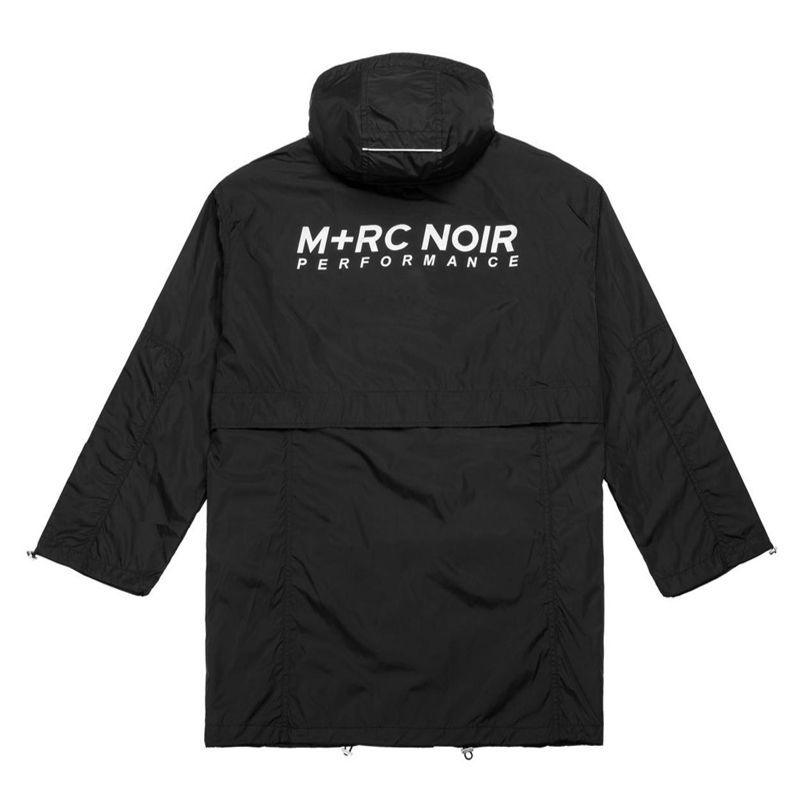 画像1: M+RC NIOR PERFORMANCE PARKA/BLACK (1)
